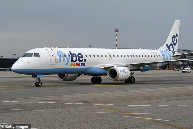 Fears for 2,000 job losses as Flybe bosses are locked in survival talks to fend off collapse