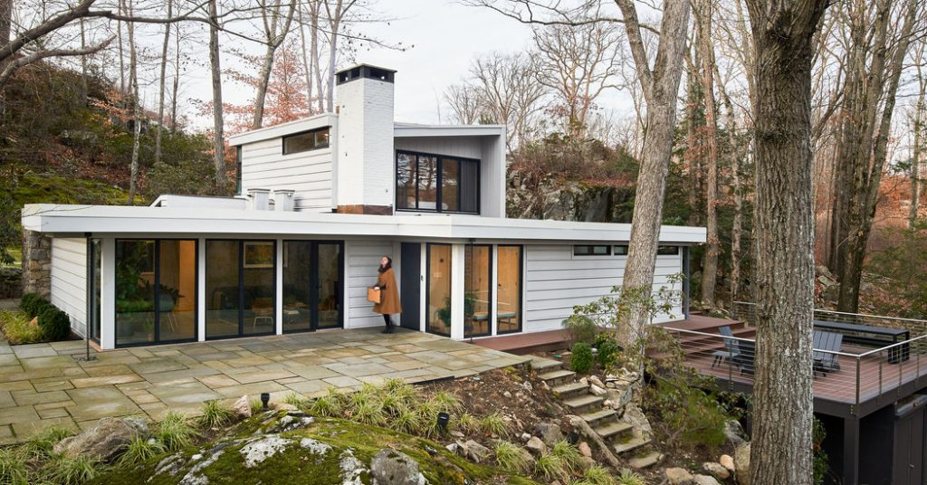 Follow Every Step of a Major Midcentury Modern Renovation
