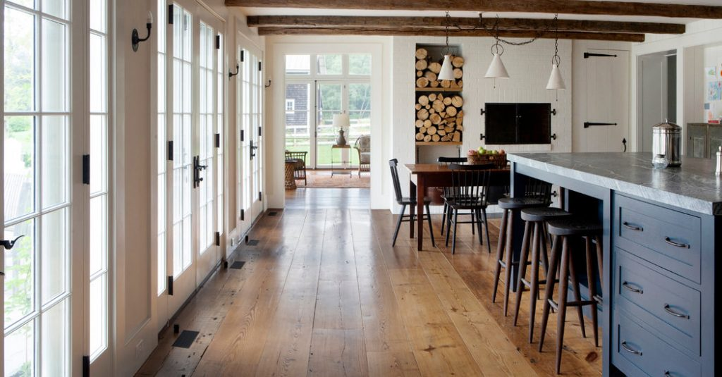 How Hard Can It Be to Choose a Hardwood Floor?