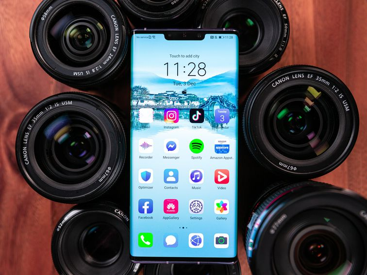 Huawei P40 Pro expected to have 7 cameras, 10x optical zoom, and 5G support