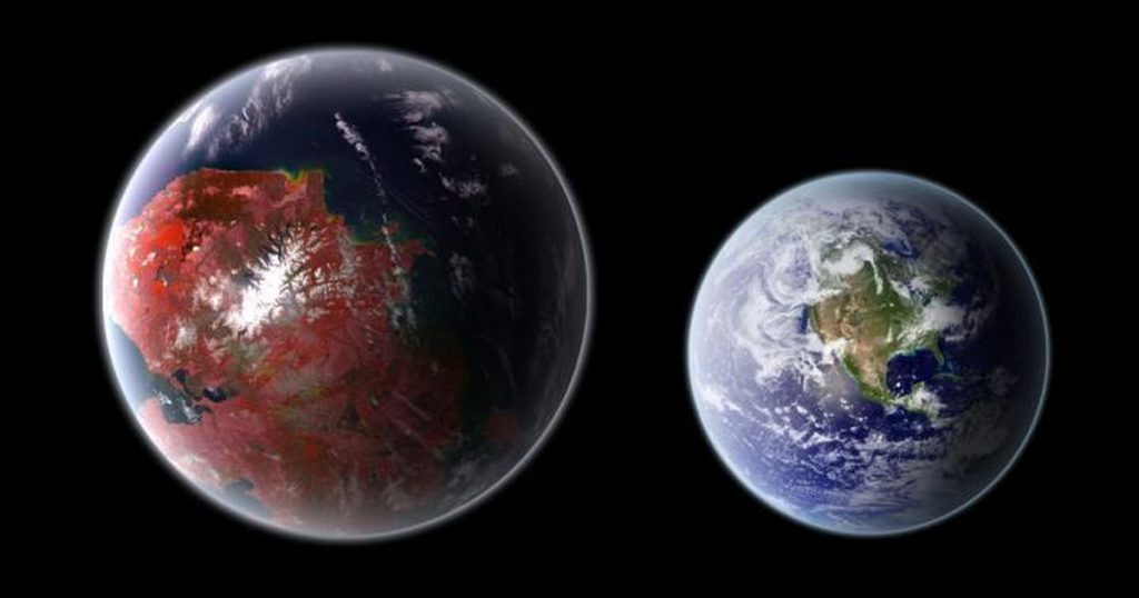 Earth-like worlds capable of sustaining life may be less common than we thought