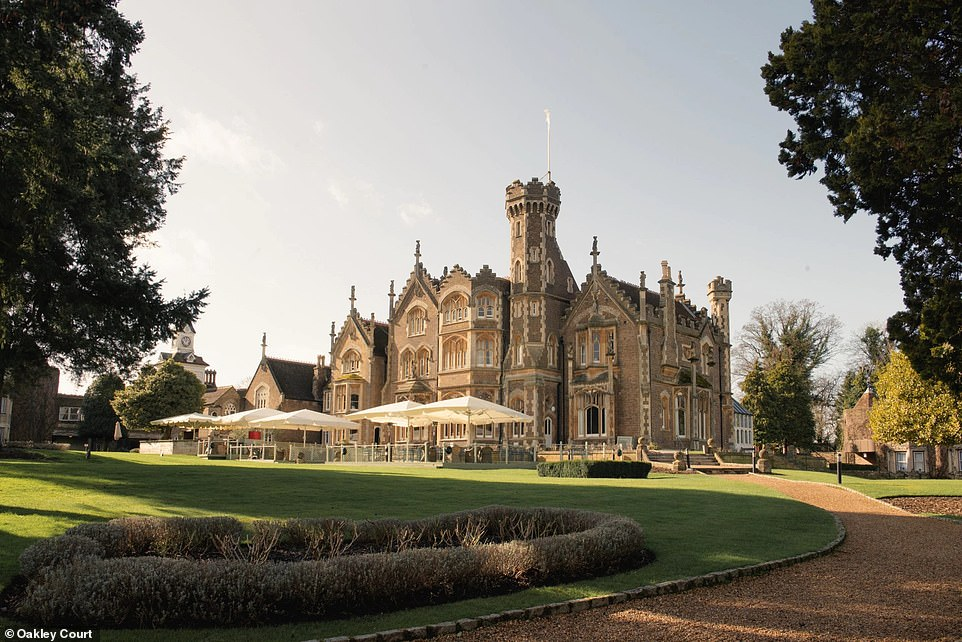 Hotel review: The inspector re-visits revamped Gothic mansion Oakley Court on the River Thames