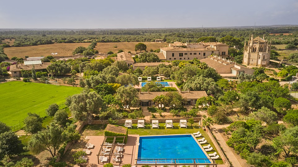 Mallorca hotel review: Rustic country-estate Zoetry Mallorca is enchanting