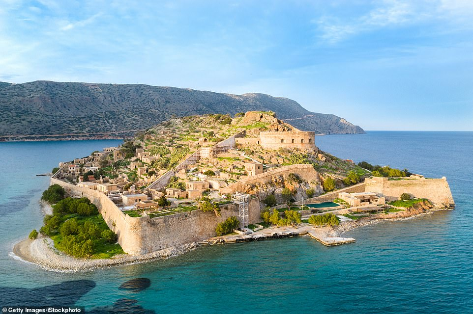 How the mysterious island of Spinalonga in Crete changed author Victoria Hislop's life