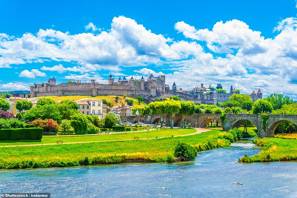 French fancies: A dozen delightful autumn breaks by boats, trains and bikes