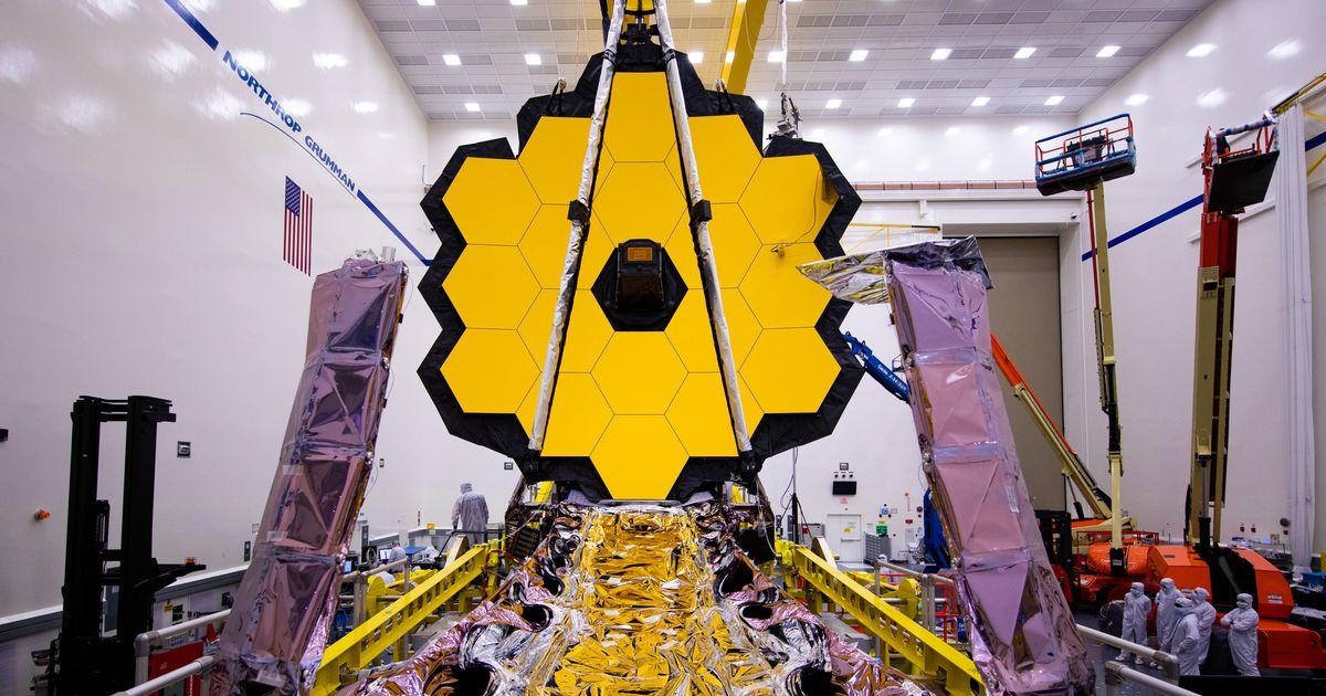 NASA's Hubble successor, the James Webb Space Telescope, finally ready to ship