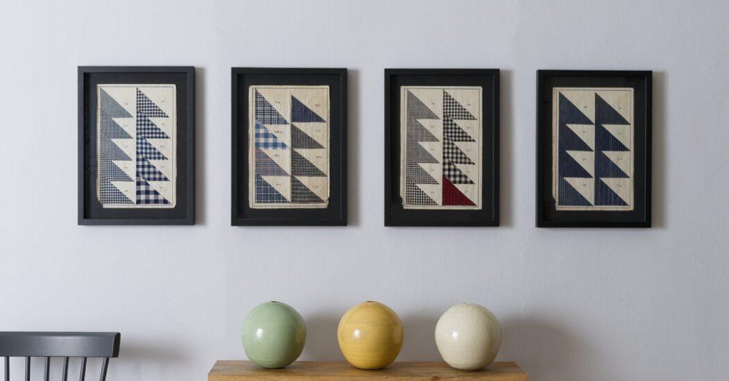 The Stress-Free Way to Hang Art