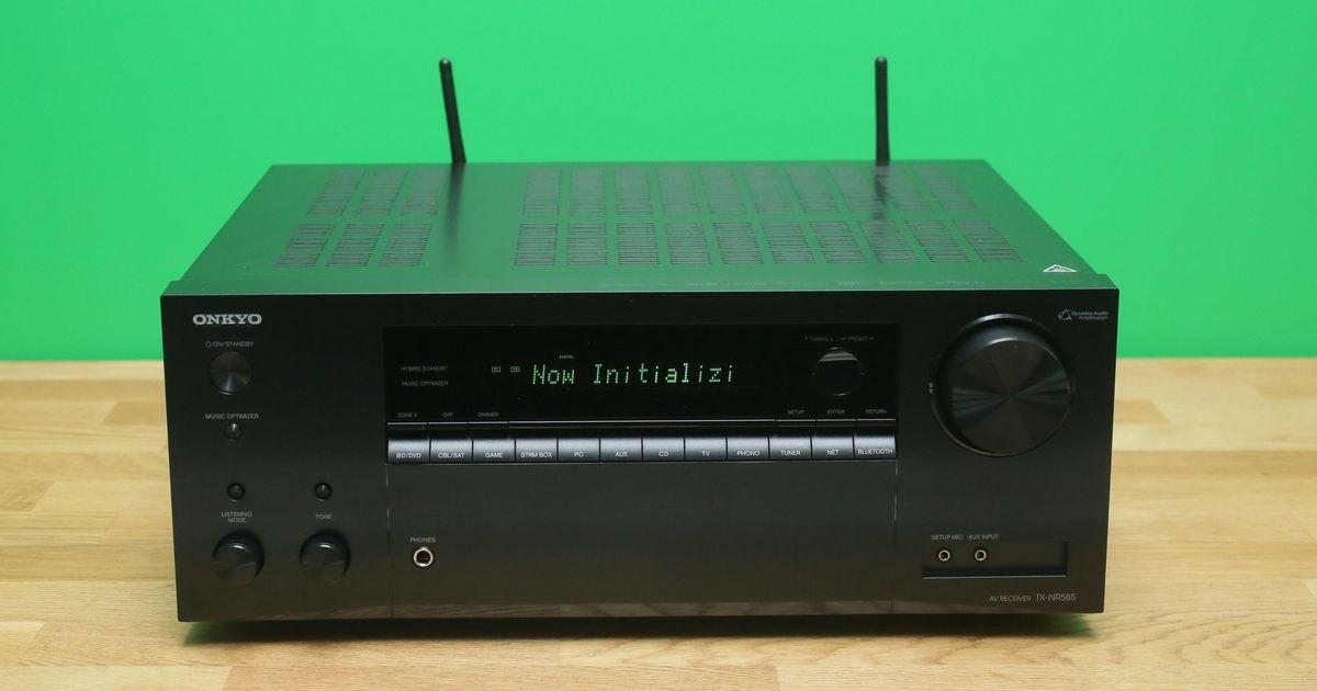 Best AV receiver for 2021