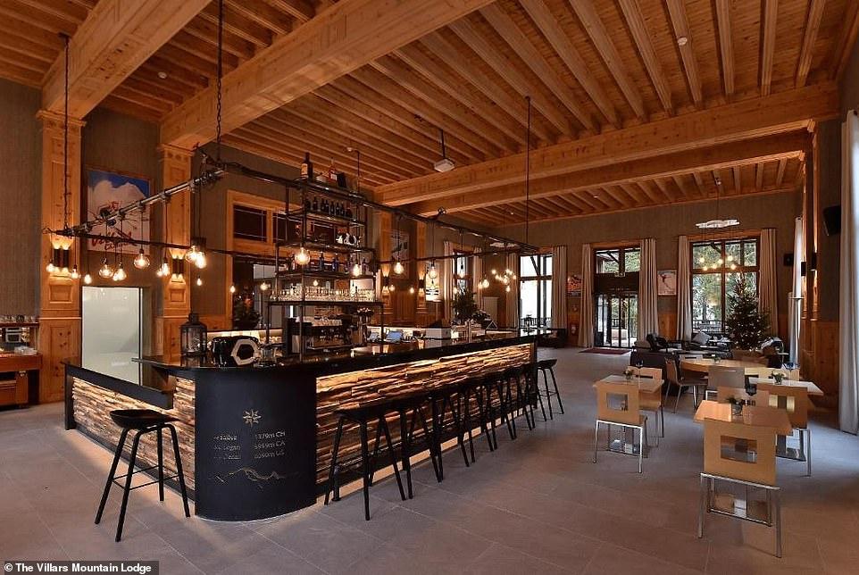 Inside the £87-a-night Alpine hotel where Matt Hancock has whisked lover Gina Coladangelo