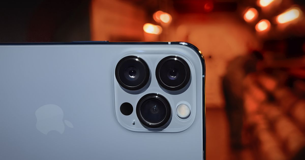 iPhone 13 Pro cameras: Why this pro photographer is excited for Apple's new flagship