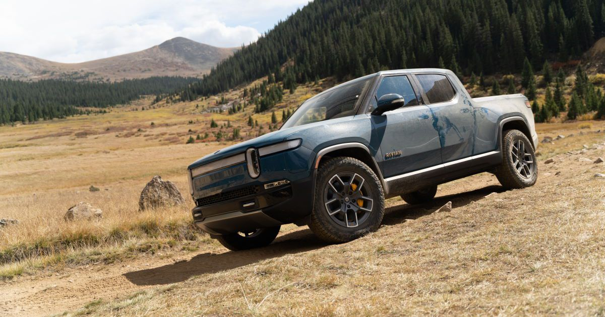 2022 Rivian R1T, BMW iX EV, new Jeep Grand Cherokee and more: Roadshow's week in review